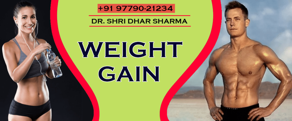 weight gain Specialist Doctor in India